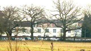 HMP Stoke Heath