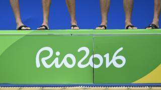 Логотип Олимпийских игр в Рио