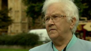 Labour peer Baroness Blood