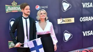 Участники финского инди-поп дуэта Norma John