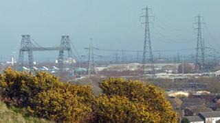 Newport skyline