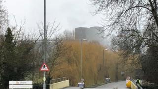 Muntons factory in Stowmarket