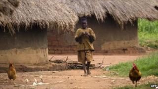 Watu asilimia 30 wanakabiliwa na njaa Uganda