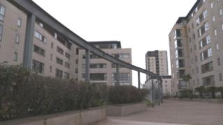 Cardiff flats fire safety funding offer 'insulting'