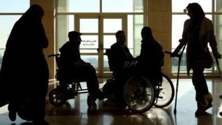 روز جهانی معلولان در ایران
