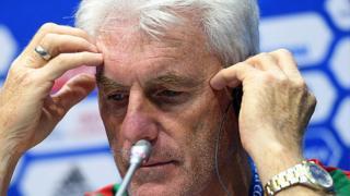 Hugo Broos quittera son poste de sélectionneur des Lions Indomptables en février 2018.