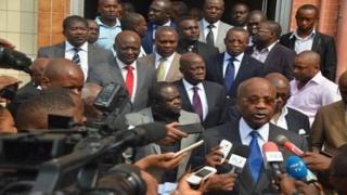 opposition gabonnaise