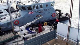 Yacht CCTV