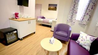 The maternity bereavment suite