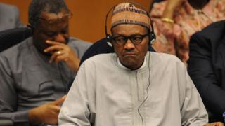 Muhammadu Buhari for AU summit for 2016
