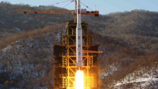 North Korea advances 'satellite' launch