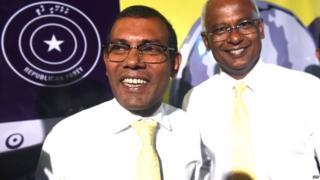 मालदीव चुनाव