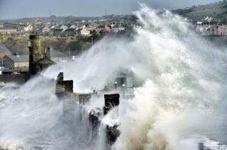 Paul Kingston: Storms Cumbria