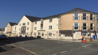 Care home development, Isle of Man