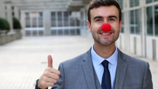 Лжец с красным носом