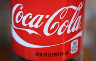 Coca Cola şişesi