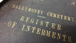 register of internments