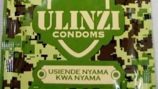 Kondomu za jeshi Uganda