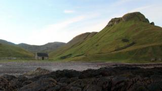 Приют для путников в Шотландии