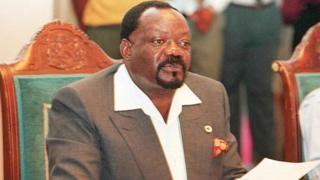 Jonas Savimbi a été accusé d'avoir commis des atrocités en tant que chef rebelle - allégations démenties par ses partisans.