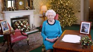Рождественское послание королевы Елизаветы II