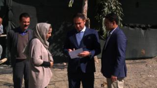 د کابل ښاروالۍ چارسمبالی عبدالله حبیب زی