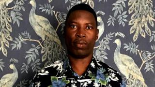 Faustin Rukundo, vítima de hackeamento do WhatsApp