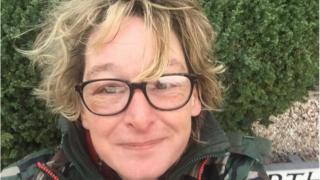Siobhan Davies heddiw