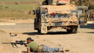 جندي في الجيش العراقي