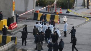 Gaziantep Emniyet Müdürlügüne düzenlenen saldırı