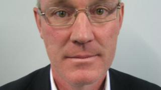 Ian Woodall mugshot