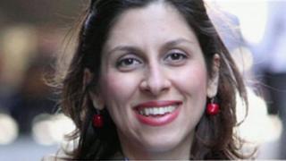 تلویزیون ایران فیلم لحظه بازداشت نازنین زاغری را منتشر کرد
