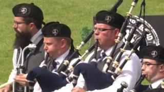 Inverary and District Pipe Band