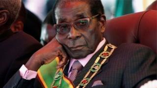 Rais wa Zimbabwe