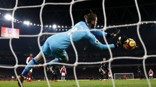 Man U ta lallasa Arsenal da ci 3-1