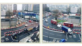 Images of the roundabout