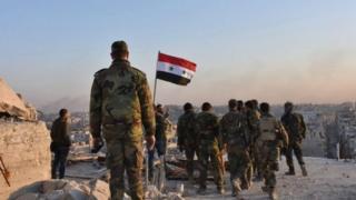 Сирийские правительственные войска уже захватили более трети территории восточного Алеппо