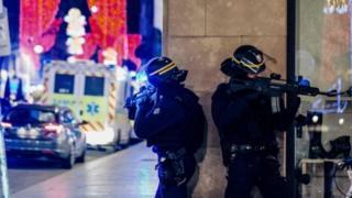 Правоохоронці у французькому Страсбургу