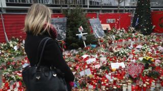 Мемориал в Берлине