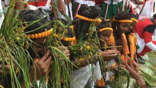 Ireecha festival
