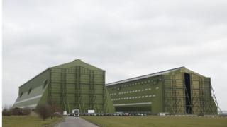 The Cardington Sheds