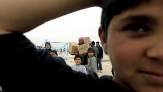 کودکان سوریه