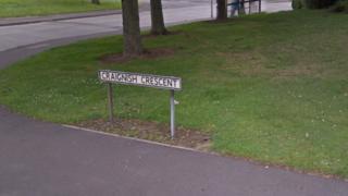 Craignish Crescent sign