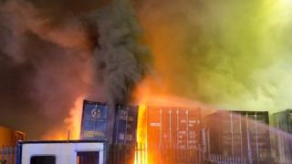 Wolverhampton fire