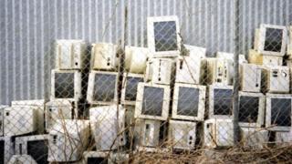 старые компьютеры