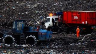 Landfill ban could see Scottish waste sent to England