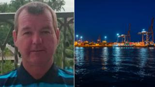 Colin Gillespie/ Las Palmas harbour