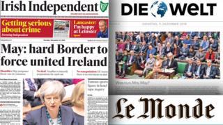 European newspapers