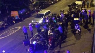 напад з кислотою в Лондоні