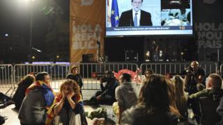 Каталония, референдум, Испания